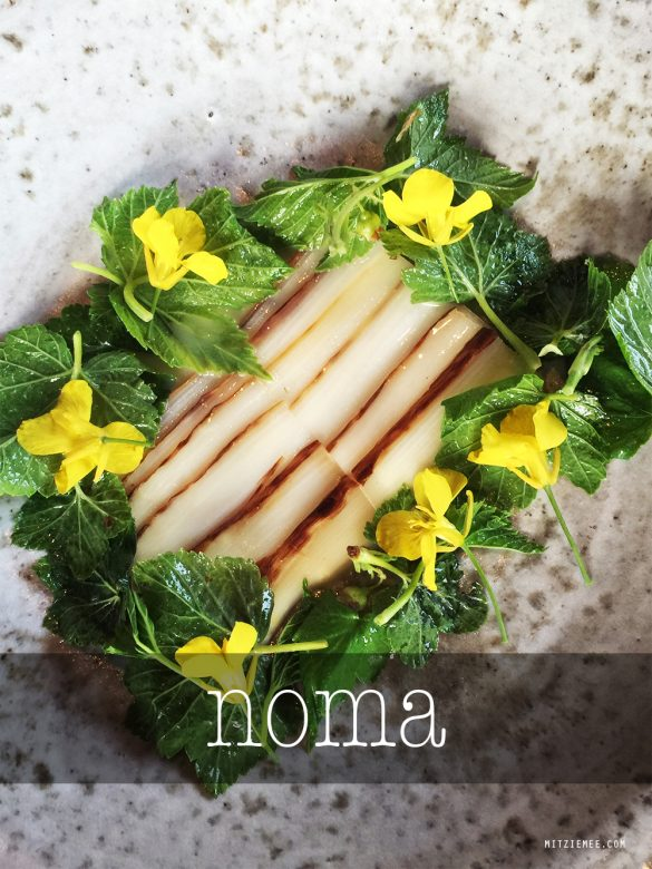 Copenhagen: Dinner at Noma